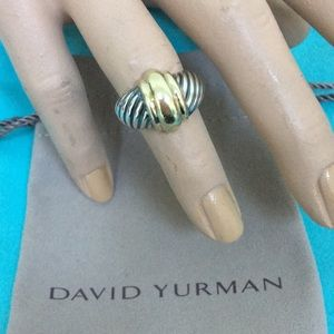 🔴Authentic David Yurman Ring ❤️❤️